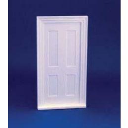 24th Scale Victorian Front Door