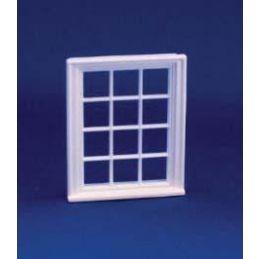 24th Scale Victorian 12 Pane Window