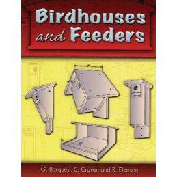 Birdhouses And Feeders Book