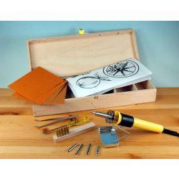 Pyrography Woodburning Craft Set SL2026