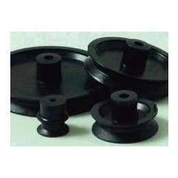 Four Piece Pulley Set