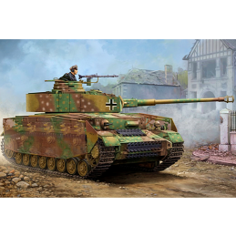 Trumpeter German Pzkpfw IV Ausf.J Medium Tank 1:16 Scale Plastic Model Kit
