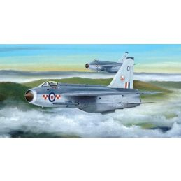 Trumpeter BAE Lightning F.3 Aircraft 1:72 Scale Plastic Aircraft Model Kit