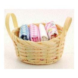 Basket Of Linen