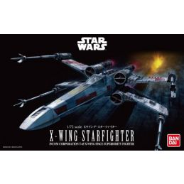 Revell X-Wing Starfighter 72nd Scale