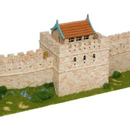 Aedes Ars The Great Wall of China Model Brick Kit