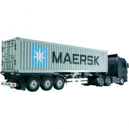 40 Foot Container and Semi-Trailer Kit