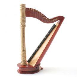 12th Scale Harp