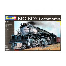 Revell Big Boy Locomotive Plastic Model Kit