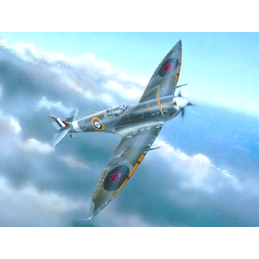 Trumpeter Spitfire Mk VI Aircraft 1/24th Scale Kit