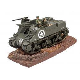 Revell M7 HMC Priest Tank Kit