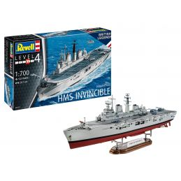 Revell HMS Invincible Falklands War Kit