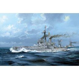 Trumpeter HMS Dreadnought 1918 Royal Navy Plastic Model Ship Kit