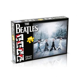 The Beatles 1000 piece Christmas Puzzle