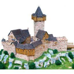 Aedes Ars Burg Falkenstein Architectural Model Kit
