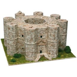 Aedes Ars Castel Del Monte Architectural Model Kit