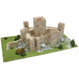 Aedes Ars Guimaraes Castle Architectural Model Kit