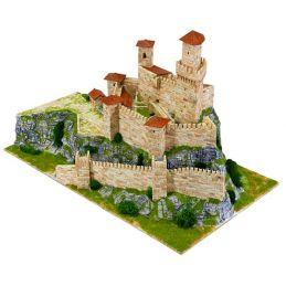 Aedes Ars Rocca Guaita Prima Torre Architectural Model Kit