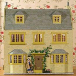 April Cottage 1:12 Scale Dolls House Kit