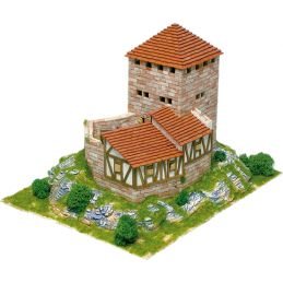 Aedes Ars Burg Grenchen Architectural Model Kit