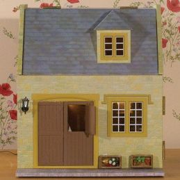 The Barn 12th Scale Dolls House Kit