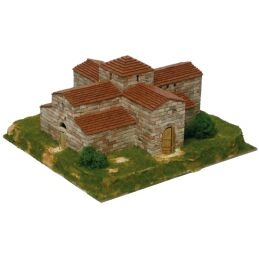 Aedes Ars San Pedro Church Architectural Model Kit