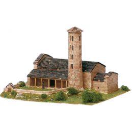 Aedes Ars Santa Coloma Church Architectural Model Kit
