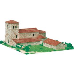 Aedes Ars San Andres Church Architectural Model Kit