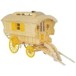 Match Craft Ledge Caravan Matchstick Kit