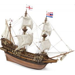Occre Golden Hind 1:85 Scale Model Ship Kit