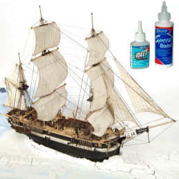 Occre HMS Terror and Glue Pack Deal