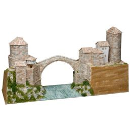 Aedes Ars Stari Most Bridge Architectural Model Kit