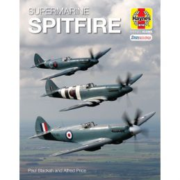 Haynes Icons Supermarine Spitfire Manual