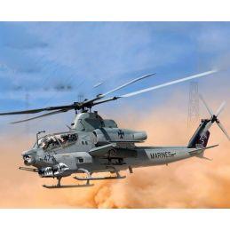 Academy 1/35 USMC AH-1Z Shark Mouth Plastic Model Kit
