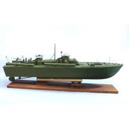 Dumas Boats PT-109 US Navy Torpedo Boat Kit