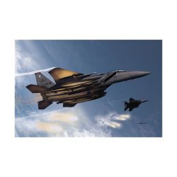 Academy 1/72 F-15E USAF 333rd Fighter Squadron Plastic Model Kit
