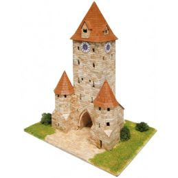 Aedes Ars Ostentor Gothic German Tower Architectural Model Kit