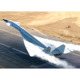 Italeri Valkyrie Plastic Model Aircraft