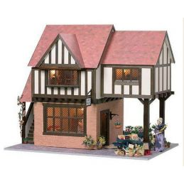 Stratford Bakery Tudor Dolls House Kit