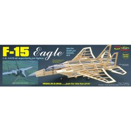 Guillows F-15 Eagle Balsa Model Kit
