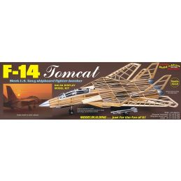 Guillows F-14 Tomcat Balsa Kit
