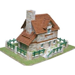 Aedes Ars Rural House Architectural Model Kit