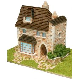 Aedes Ars English House Architectural Model Kit