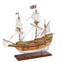 Amati Mayflower Wooden Model Ship Kit