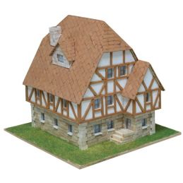 Aedes Ars German House Brick Model Kit