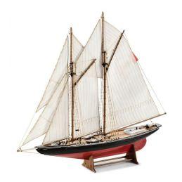 Amati Bluenose 1921 Fishing Schooner 1:100 Scale Model Boat Kit