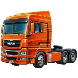 Tamiya MAN TGX 26.540 6x4 XLX RC 1:14 Scale Tractor Truck Model Kit