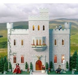 Cumberland Castle Dolls House
