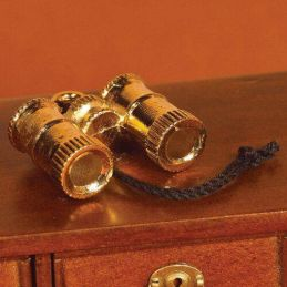 Pair of Binoculars 1 12 Scale for Dolls House