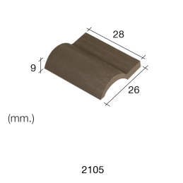 Aedes Ars Black Roof Tile 28 x 26 x 9 (Pack of 25 Tiles)